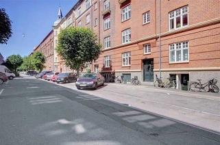 At finde en lejlighed på Frederiksberg