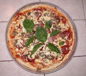 En pizza eller to