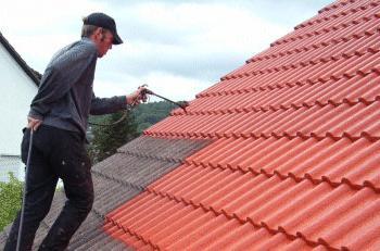 Opfriskning af taget